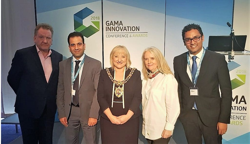 GAMA INNOVATION CONFERENCE & AWARDS 2018 INSPIRES AND CONNECTS THE FMCG WORLD