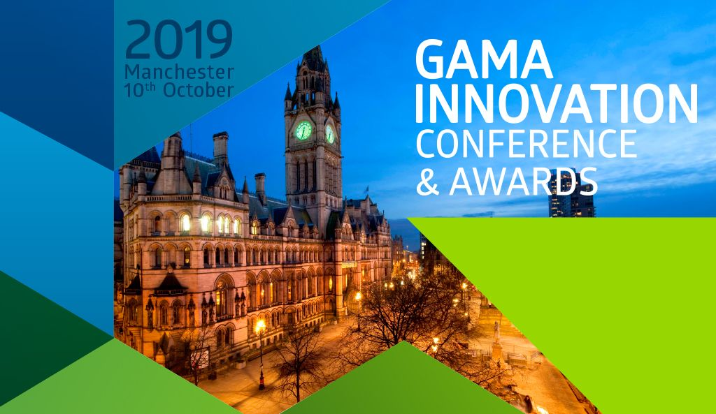STAGE SET FOR FOURTH EDITION OF THE GAMA INNOVATION CONFERENCE & AWARDS IN MANCHESTER