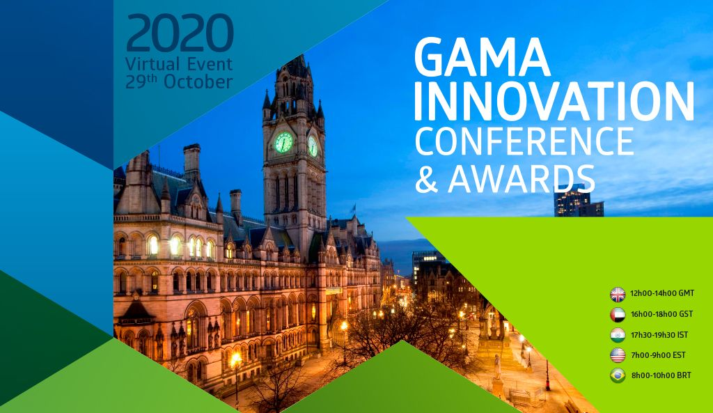 MEET THE BUYER AND MEET THE INVESTOR DEBUT AT THE GAMA INNOVATION CONFERENCE & AWARDS 2020